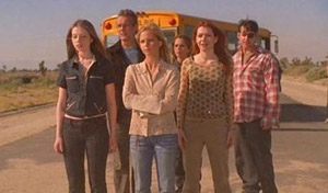 Veronica Mars School bus