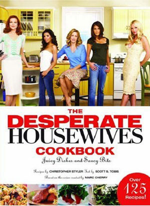 Desperate Housewives cookbook