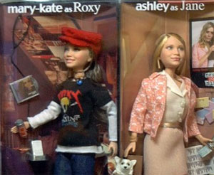 Olsen dolls