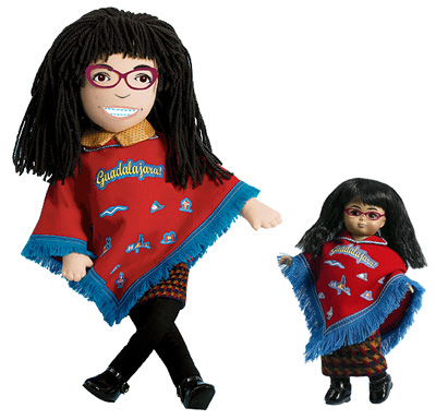 Ugly Betty Doll