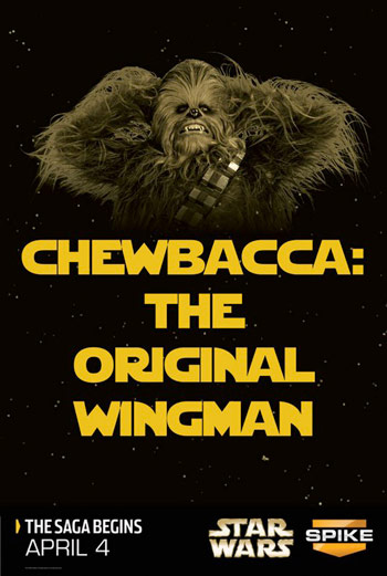 Star Wars Chewbaca