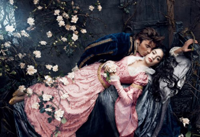 Zac Efron, Vanessa Hudgens Sleeping Beauty