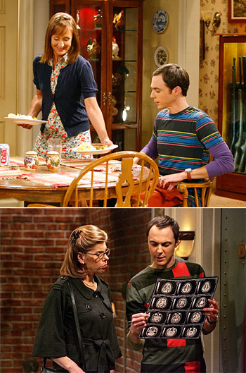 The Big Bang Theory Mums