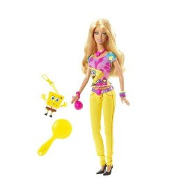 Barbie Bob Esponja