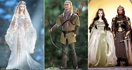 Barbie Lord of the Rings