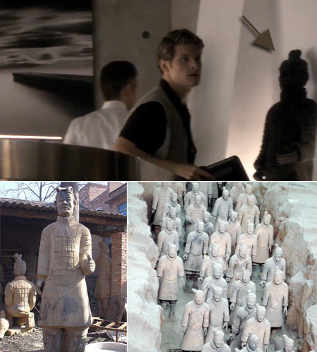 Caprica Terracotta Warrior