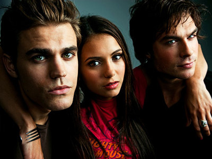 Amo The Vampire Diaries
