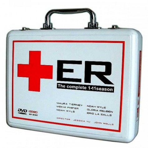 ER DVD Box Set Complete Seasons 1-13