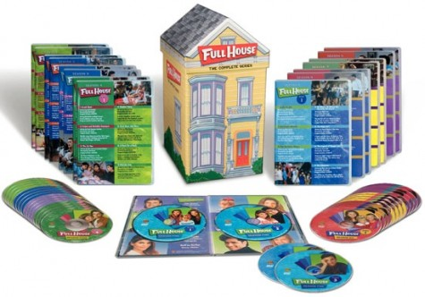 Full House DVDs