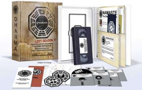 Lost Dharma Orientation Kit