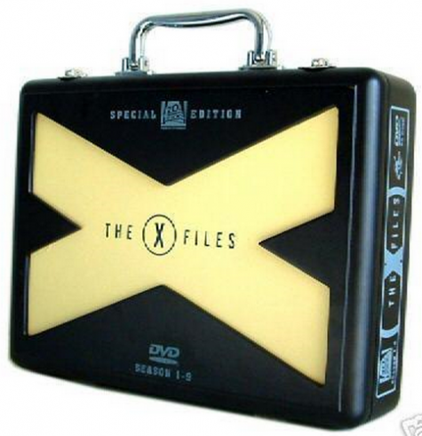 X-Files the complete series