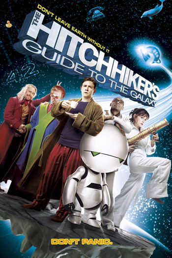 The Hitchhiker Guide to the Galaxy (film)