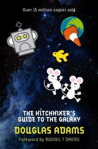 The Hitchhiker Guide to the Galaxy (book)