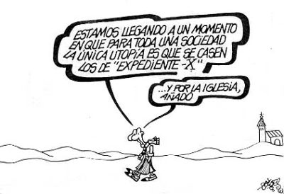 Forges Expediente X
