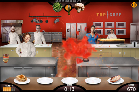 Top Chef iPhone