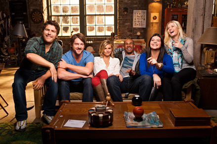 "Mi querida ""Happy Endings"""
