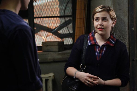 La gran Mae Whitman